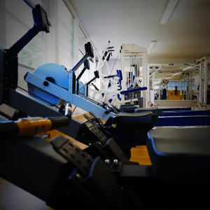 Ground floor at Vida Health and Fitness