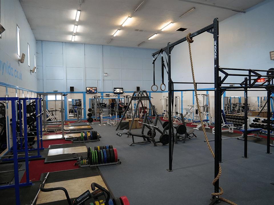 Vida Health and Fitness gym