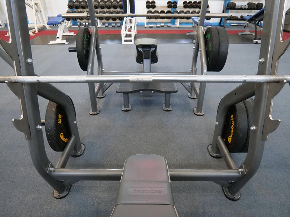 Vida Health and Fitness bench
