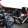 Vida Health and Fitness gym plates and machines